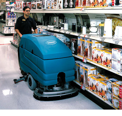 5680 Walk Behind Floor Scrubber For Sale Goscor Cleaning