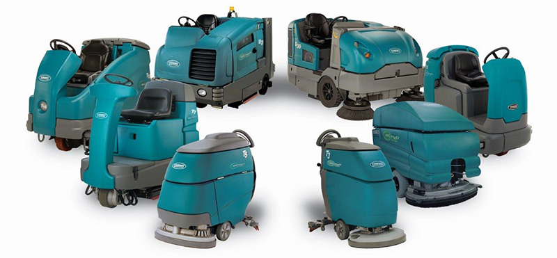 Cleaning Equipment for Rental and Hire | Goscor