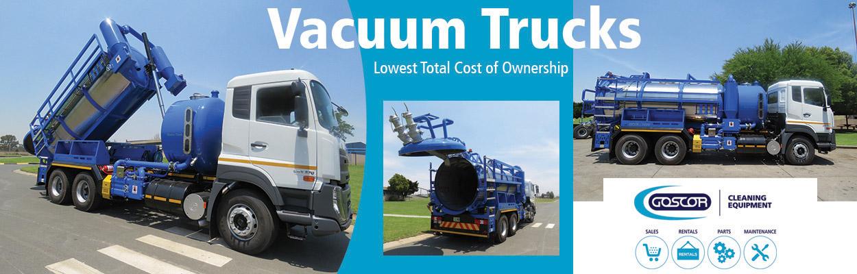 VAC TRUCK web banner